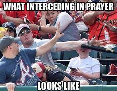 Haha! He didn't have a clue!  Credit: @churchtroll by prayerwallpapers http://ift.tt/1KAavV3