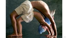 Urdhva Dhanurasana (Upward Bow Pose) Father and son from On Yoga Bow Pose, Partner Yoga, Outdoor Yoga, Mindfulness Activities, Yoga Photography, In Ancient Times, Yoga For Men, Yoga Inspiration, Yoga Poses