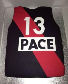 Football Soccer AFL Rugby Birthday Cake Noosa by SugarDreamsCakes