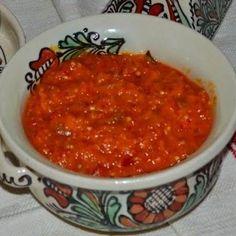 Zöldségkrém (zakuszka) télire Recept képpel - Mindmegette.hu - Receptek - Befőzés