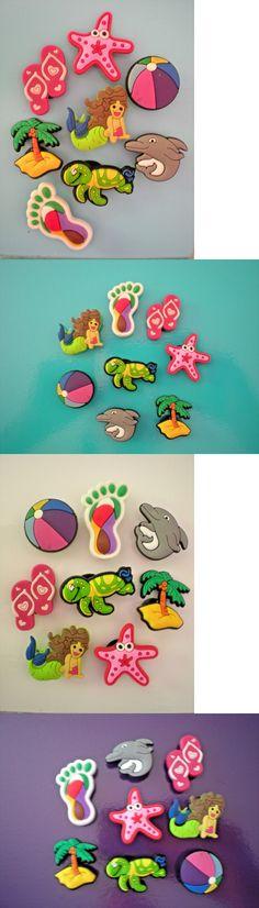 Clog Jibbitz Charm Shoe Plug Accessories Wrist Band Bracelet 4 Minnie Mouse