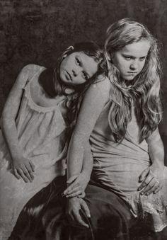 Michalina i Oliwia, Globica, 13x18, klisza RTG