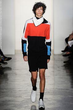Tim Coppens (Spring-Summer 2015) R-T-W collection at New York Fashion Week  #AlexandraHochguertel #AlisaAhmann #CarolinLoosen #HanneGabyOdiele #HelenaSeverin #KristinaPetrosiute #LeilaNda #NewYork #TimCoppens #ValeryKaufman See full set - http://celebsvenue.com/tim-coppens-spring-summer-2015-r-t-w-collection-at-new-york-fashion-week/