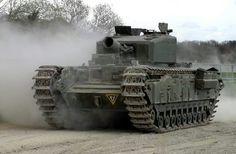 Churchill AVRE Churchill, Ww2 Weapons, Military Armor, Armored Fighting Vehicle, British Army, British Tanks, Ww2 Tanks, Battle Tank, World War One