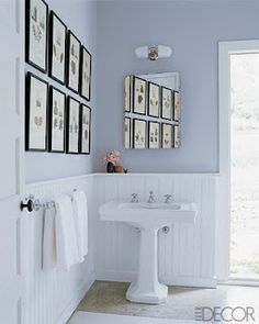 1000 images about bathroom ideas on pinterest tongue for Bathroom ideas using tongue and groove