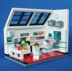 Tutte le dimensioni |Minifig Challenge #3 Science Lab | Flickr – Condivisione di foto!