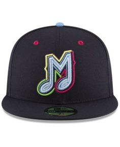 f304d87778a New Era Memphis Redbirds Copa de la Diversion 59FIFTY Fitted Cap - Blue 6 7  8