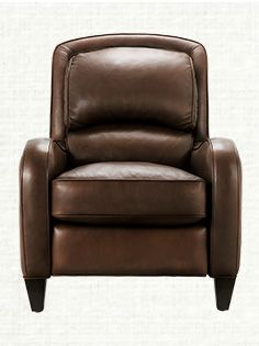 Brook Recliner Love This Style Of Recliner For Our Living