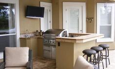 Beautiful Kitchens On A Budget | outdoor kitchen on a budget Outdoor Kitchen Ideas On A Budget
