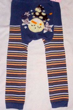 Baby Leggings Cow with stripe R120 with free delivery in South Africa http://just-engage.com/product/baby-leggings/