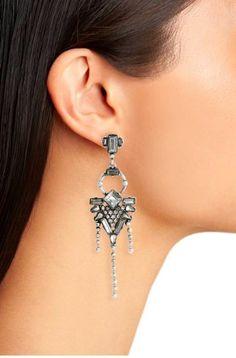 Asymmetrical Drop Earrings DLNLX BY DYLANLEX Streetwear Nordstrom