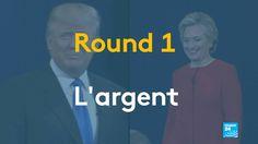 Présidentielle américaine : Donald #Trump vs Hillary #Clinton en petites phrases