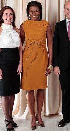 The Michelle Obama Look Book -- The Cut