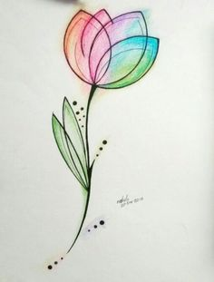 Gorgeous! Repinned from artist Heidi Denney. Would make a stunning tattoo, also!
