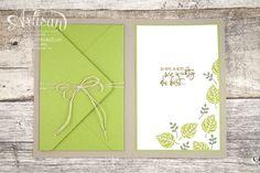 Stampin´ Up! - Artisan Design Team - Blog Hop - Wald der Worte - Beautiful Branches Thinlits - 7