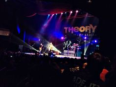 Theory concert at The Pageant in St. Louis, 10/21/12