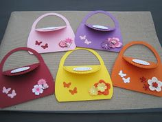 Cute and colorful cards for fx invitations for a girl's birthday party.
