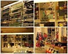 Window shopping in NEW YORK