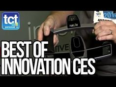 Fuel3D showcase the SCANIFY 3D scanning system at CES 2015 - YouTube