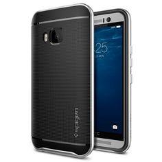Spigen Metal Button Protective Case for HTC One M9
