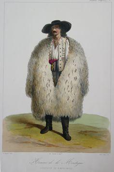 Regiunea Campulung-Barbat de la munte Period Outfit, Romania, Costumes, Traditional, Painting, Hungary, Portraits, Women, Folklore