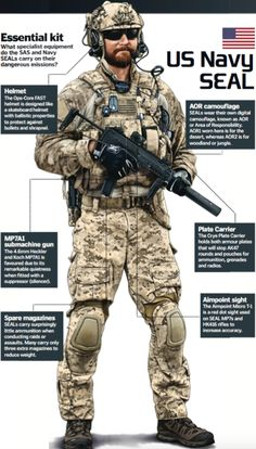 Two of the very best special forces of the modern age. Sas Special Forces, Military Special Forces, Special Ops, Military Love, Military Gear, Military Police, Military Weapons, American Special Forces, Military Spouse