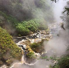 Waikite Thermal Pools, Yeni Zellanda