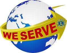 lions We Serve Week Logo