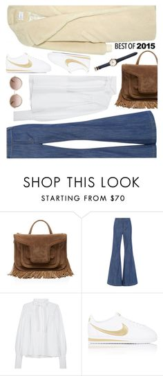 """""""Favorite Trends of 2015"""" by mychanel ❤ liked on Polyvore featuring Pierre Hardy, J.W. Anderson, NIKE, Jimmy Choo and bestof2015"""