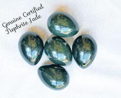 Nephrite Jade Yoni Egg {Genuine Authentic Jade}