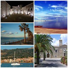 S. Agata di Militello: here I was born. ( province of Messina)