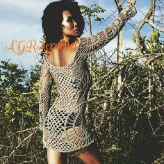 Back details of our LUNAR dress ♡♡♡ #agracrochet #crochet #crochetdress #beach #handmade #100%cotton #bali