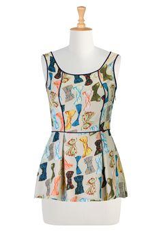 Women's fashion design - Women's Tops, Dressy and Casual Tops, Tunics, Shirts, Tees - | eShakti.com