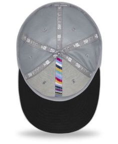 232286115 New Era Houston Texans Crucial Catch Low Profile 59FIFTY Fitted Cap - Gray  7 1 2. Jacksonville Jaguars