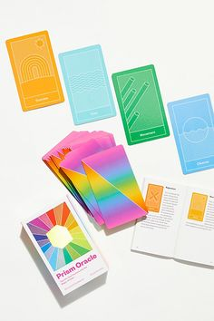 Colors And Emotions, Papers Co, Guide Book, Keepsake Boxes, Colour Images, Rainbow Colors, Bath And Body, Branding Design, Free People