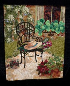 Peaceful Retreat, 2006, Lakeview Quilters Guild