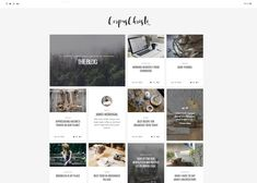 If you've been looking into Internet Marketing or making money online for any amount of time. Wordpress Template, Wordpress Theme, Minimal Theme, Minimal Photography, Grid System, Magazine Template, Web Design, Modern, Blog