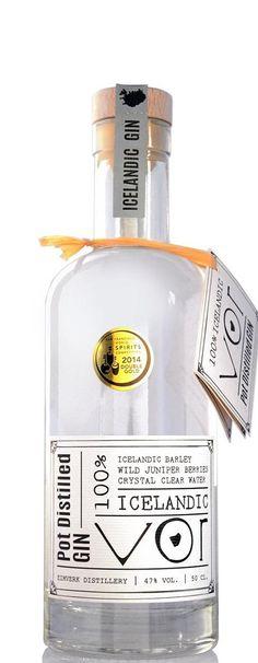 Vor Gin Island 0,5 Liter | kern-spirituosen.de