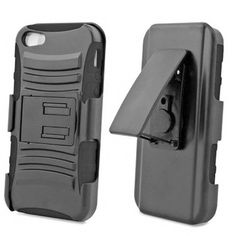 [SlickGears] Premium Heavy Duty Armor Case w/ Holster for Apple Iphone 5 / + LCD Screen Protector (Army Green) Iphone 3, Prix Iphone, Iphone 4 Cases, Iphone Charger, Apple Iphone 5, 4s Cases, Coque Smartphone, Iphone Bluetooth, Iphone Headphones