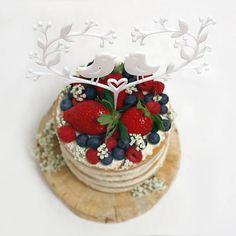 Majestick / Vtáčiky zápich na tortu