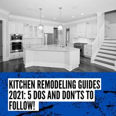 Kitchen remodeling is truly an exciting home improvement project. It's an excellent opportunity to revamp the look of the cooking space. But how would you get the expected outcome in return for your investment? Well, in this respect, you can follow a few dos and don'ts. kitchenremodeling kitchenremodelingservice kitchen remodeling remodelingservice kitchenremodelinglosangeles losangeles Home Improvement Projects, Kitchen Remodeling, Respect, Opportunity, Space, Cooking, Floor Space, Kitchen, Home Projects