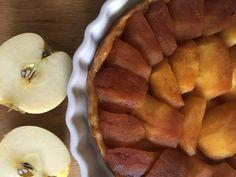 Une furieuse envie de Tatin - BOLERO Peach, Potatoes, Magazine, Fruit, Vegetables, News, Food, Tarte Tatin, Recipes