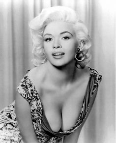 Opinions on Jayne Mansfield. Give your opinion about Jayne Mansfield Glamour Hollywoodien, Old Hollywood Glamour, Vintage Glamour, Vintage Hollywood, Hollywood Stars, Vintage Beauty, Hollywood Icons, Vintage Fashion, Jayne Mansfield