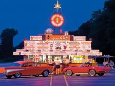 1950s drive in restaurants - Google Search