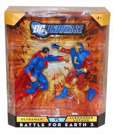 DC Universe Action Figure Ultra Man
