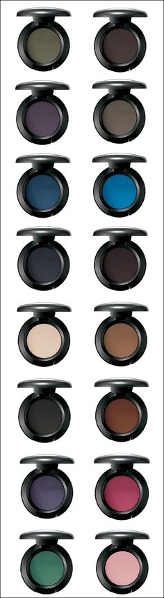 MAC Cosmetics – Matte2 Promotional and Product Images