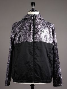 Rocks Track Jacket by New Black at Aplace.com