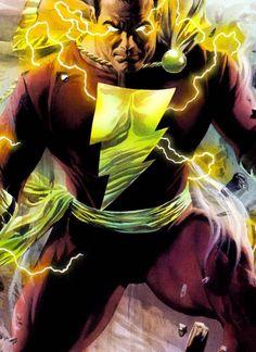 Captain Marvel by Alex Ross