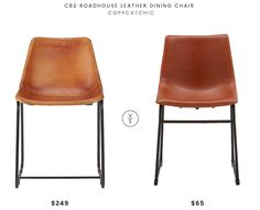 Cb2 Roadhouse Leathe