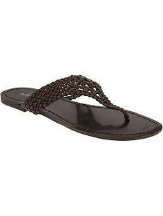 Just think of all the things you could wear these with and just slip them on and go!